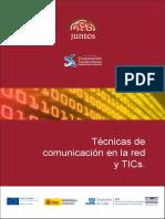 Técnicas de Comunicación en La Red y TICs