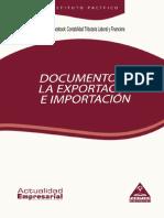 Documentos en La Exportacion e Importacion
