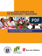 Positive Discipline in Everyday Teaching - A Primer for Filipino Teachers