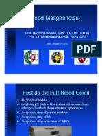 blood malignancies