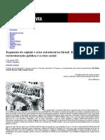 Passa Palavra - Expansão Do Capital e Crise Estrutural No Brasil
