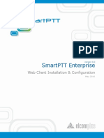 SmartPTT Web Client Installation Guide 9.0