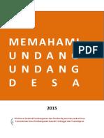 Buku Saku Memahami UU Desa