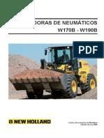 Manual de Entrenamiento w170b - w190b Es