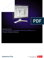 2VAA000812R0001 en S Engineering Composer Harmony Version 5.1 Primary Interface User Manual