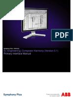 2VAA000812R0001 en S Engineering Composer Harmony Version 5.1 Primary Interface User Manual