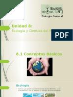 Unidad 8 Ecologia y Ciencias Ambientaless