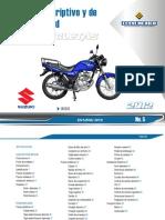 Manual Motos en 125
