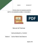 Manual de Prácticas Instrumentación y Control Alumno. (1)