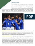 Italia TundukanAgen Bola Online - Laporan Pertandingan Italia Vs Finlandia Finlandia 2-0