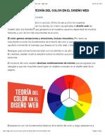 High View Cómo Aplicar La Teoría Del Color en El Diseño Web - High View