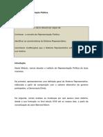Política Contemporânea - Módulo I (1)