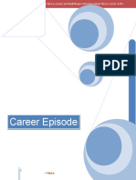 Career Episodes