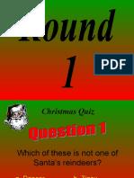 Christmas Quiz