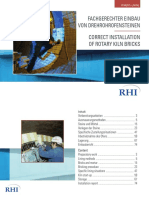 RHI Brochure - Installation