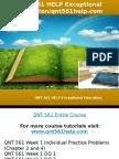 QNT 561 HELP Exceptional Education-qnt561help.com