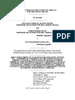 DC-177564-V2-Sixth Circuit Medical Monitoring Amicus Brief (Mann v CSX Transp )