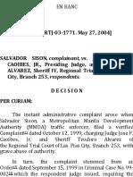 2. Sison vs Caoibes