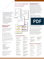 Midstream Services Suppliers Report Brochure