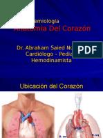 1.Anatomía Cardiaca