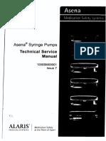 Alaris Asena - Service Manual