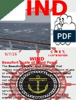 1 c Wind