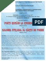 Poeti romani la Eminescu acasa