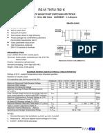 Data Sheet for bjt