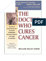 The Doctor Who Cures Cancer