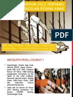 Sistem peradilan pidana anak