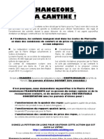 Tract Cantine