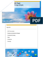 FIORI Presentation1