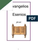 Evangelio Esenio de Juan