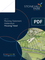 SHP2016 - PSA Housing Need