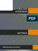 Antivirus Dan Interferon
