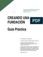 Guia Practica Crear Fundacion