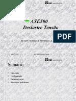 ASE500-Deslastre Tensao EFACEC