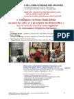"""Bibliographie """"Enseigner dans le 93"""" disponible aux AD93"""