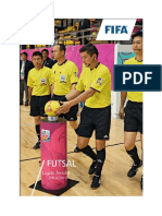 Legile Jocului de Futsal 2014 2015