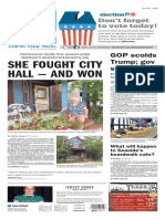 Asbury Park Press front page Tuesday, June 7 2016