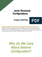 A Seismic Structural Configurations Sudhir k Jian c v r Murty and Durgesh C Rai 2012