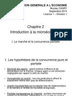 IGE Chapitre 2 - Partie 1