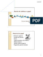 aula 1 Celulose e papel