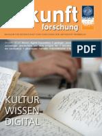 Forschungsmagazin der Universität Innsbruck - 01/2016