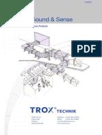 TROX Sound and Sense
