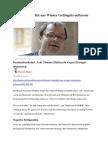 Prager Journalist Aus Wiener Gefängnis Entlassen