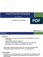 8958 Production Scheduling Pp t
