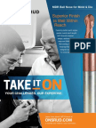 LMT MDR Ball Nose End Mill Brochure
