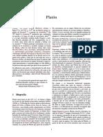 Platón Wiki