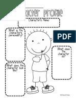 Boy Character Profile